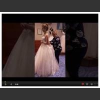 Piękna suknia ślubna naszej